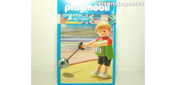 Playmobil - Lanzador de martillo 5200