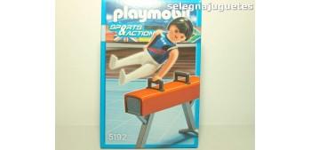 Playmobil - Gimnasta Salto de potro 5192