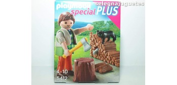 Playmobil - Leñador 5412 Other Articles