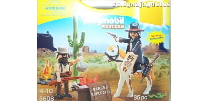 Playmobil - Maletín Oeste 5608