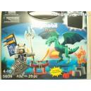 <h3>MARCA:<strong>Playmobil</strong></h3> <h3>MODELO:Maletín Dragón 5609</h3>