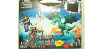 Playmobil - Maletín Dragón 5609
