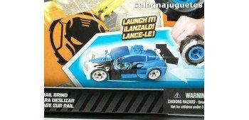 Hotwheels Mega Bloks Lanzador 91755