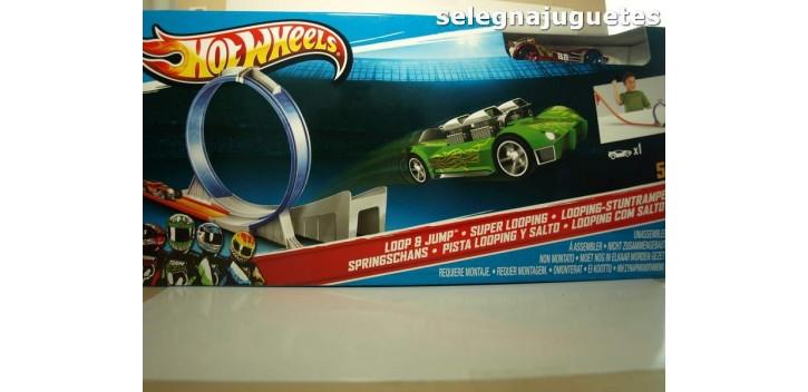 Hotwheels Pista Super Looping