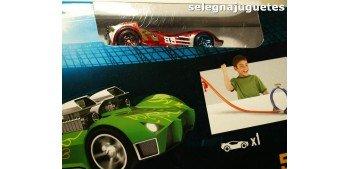 coche miniatura Hotwheels Pista Super Looping