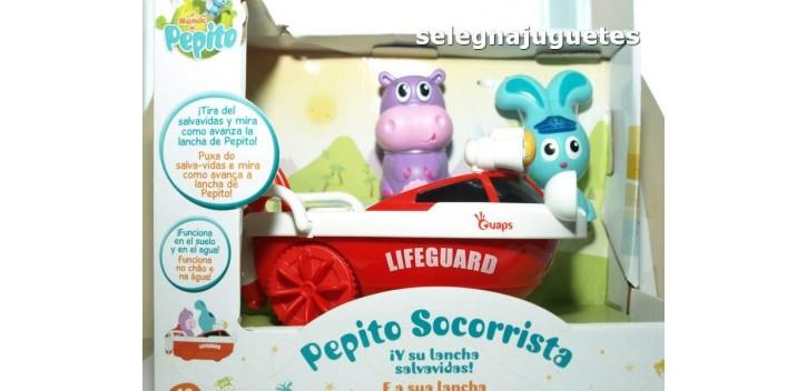 Pepito Socorrista producto infantil