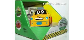 Coche Taxi amarillo producto infantil