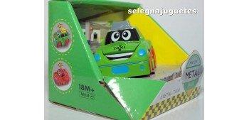 Coche Taxi verde producto infantil