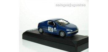 Peugeot 206 Personalizable Rally escala 1/43 Fabricante Solido