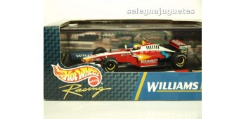 Williams F1 21 Ralf Schumacher escala 1-43 HotWheels