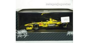miniature car Jordan EJ10 Heinz Harald Frentzen escala 1-43