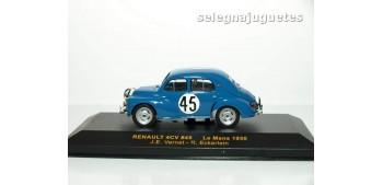 Renault 4CV nº 45 Le Mans 1950 Vernet Eckerlein escala 1-43 Ixo
