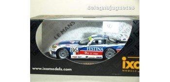 miniature car Chrysler Viper GTS-R Le Mans 2003 Bouchut
