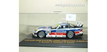 Chrysler Viper GTS-R Le Mans 2003 Bouchut Goueslard Zacchia