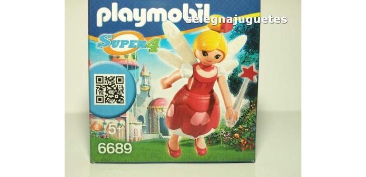 Playmobil - Hada Lorella Super4 6689