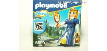 Playmobil - Princesa Leonera Super4 6689