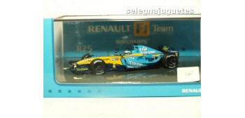 Renault F1 Team R25 G. Fisichella escala 1/43 Minichamps