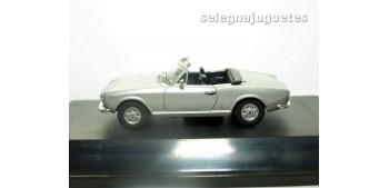 miniature car Fiat 124 escala 1/43 Starline