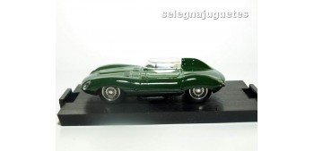 miniature car Jaguar D Type Prototipo 1954 escala 1/43 Brumm