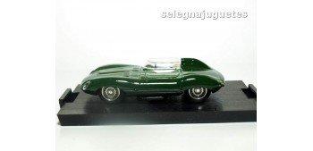 Jaguar D type Prototipo 1954 escala 1/43 Brumm