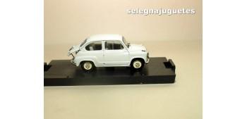 Fiat 600 Derivazione Abarth 750 1956 escala 1/43 Brumm