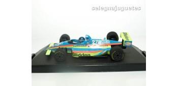miniature car Lola Glidden Geoff Brabham escala 1/43 onyx
