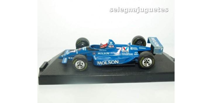 coche miniatura Lola Danny Sullivan escala 1/43 onyx