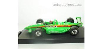 miniature car Lola 93 Eddie Cheever escala 1/43 onyx