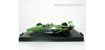 coche miniatura Lola Duracel R. Boesel escala 1/43 onyx