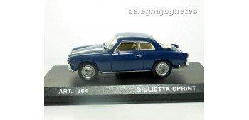 Alfa Romeo Sprint Coupe 1960 escala 1/43 Detailcars