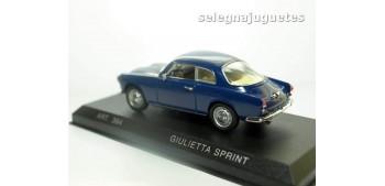 coche miniatura Alfa Romeo Sprint Coupe 1960 escala 1/43