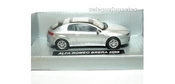coche miniatura Alfa Romeo Brera 2008 gris escala 1/43 New Ray