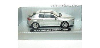 Alfa Romeo Brera 2008 gris escala 1/43 New Ray coche miniatura metal New Ray