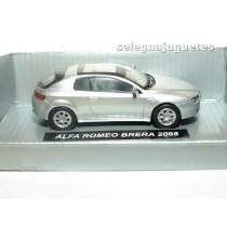 <p>MARCA: <strong>New Ray</strong></p> <p>ESCALA - SCALE - ECHELLE - MABSTAB: <strong>1:43 - 1/43</strong></p> <p>MARCA: <strong>Alfa Romeo Brera 2008</strong></p>