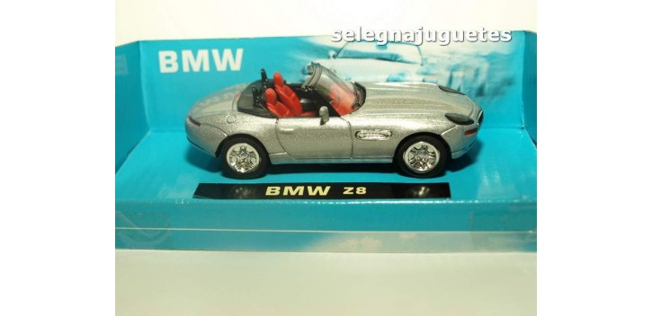 Bmw Z8 escala 1/43 New Ray coche miniatura metal