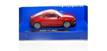 AUDI TT 2007 ROJO 1/43 NEW RAY COCHE METAL