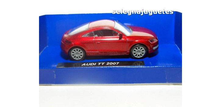 AUDI TT 2007 ROJO 1/43 NEW RAY COCHE METAL