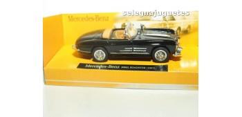 Mercedes Benz 300SL roadster 1957 escala 1/43 New Ray coche miniatura metal