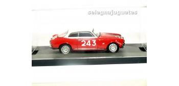 coche miniatura Alfa Romeo Giulieta SP 1ºT Mille Miglia 1955