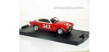 Alfa Romeo Giulieta SP 1ºT Mille Miglia 1955 escala 1/43 Bang coche miniatura metal