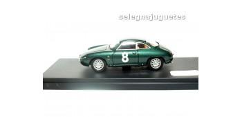 miniature car ALFA ROMEO GIULIETA PRIOLO-MANFREDINI - 1/43 BANG