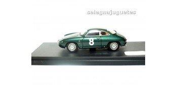 Alfa Romeo Giulietta Sz Targa Florio 1961 Priolo - Manfredi escala 1/43 Bang