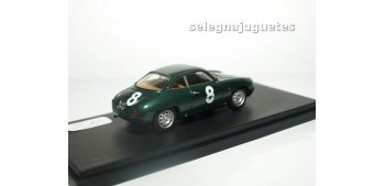 coche miniatura Alfa Romeo Giulietta Sz Targa Florio 1961