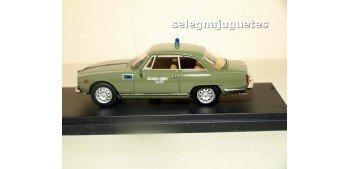 Alfa Romeo 2000 Sprint Polizia (policia) 1/43 Bang coche metal miniatura