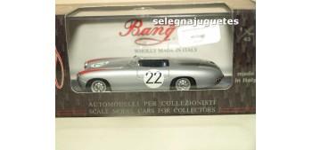 MERCEDES 300 SL NURBURGRING 1952 - 1/43 BANG