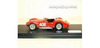 Maserati A6 GCS Sicilia 1955 De Filippis nº 408 escala 1/43 Bang coche miniatura metal Bang