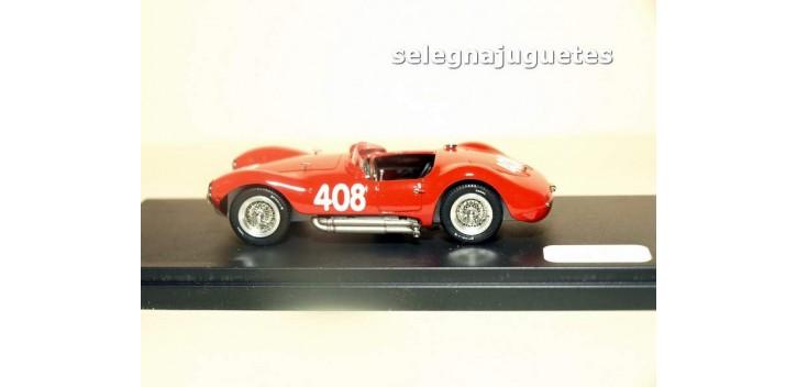 MASERATI A6 GCS SICILIA 1955 DE FILIPPIS Nº 408 1/43 BANG