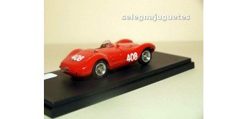 Maserati A6 GCS Sicilia 1955 De Filippis nº 408 escala 1/43 Bang coche miniatura metal