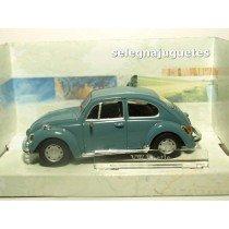 <p>MARCA:<strong>Cararama</strong></p> <p>ESCALA - SCALE - ECHELLE - MABSTAB:<strong>1/43 - 1:43</strong></p> <p>MODELO:<strong>Volkswagen Beetle</strong></p>