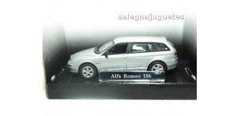 Alfa Romeo 156 gris escala 1/43 Cararama